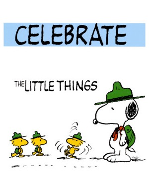 Snoopy-Celebrate-Little-Things
