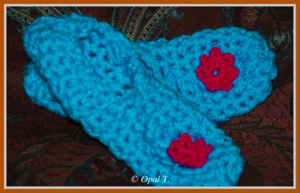 Crochet Turqua Slippers 1