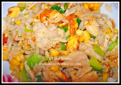 Chicken Fried Rice 1 03 28 12