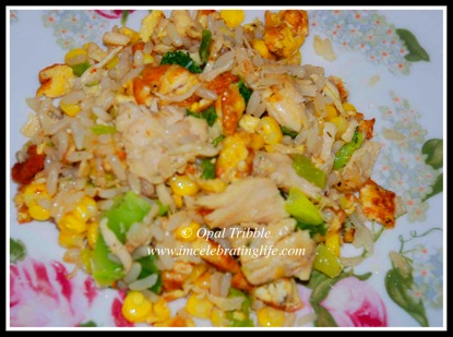 Chicken Fried Rice 2 03 28 12