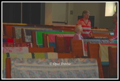 Quilts Global Missions Sunday 4