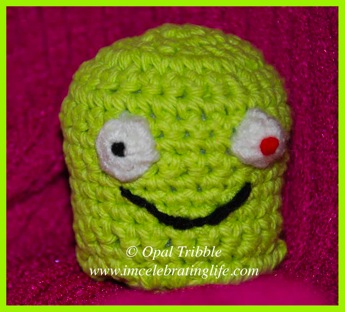 Amigurumi Monster 1