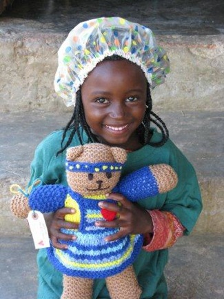 Mother Bear Project Crochet
