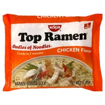 Top Ramen Noodles