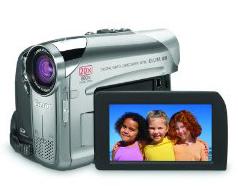 Canon Elura MiniDV Camcorder