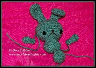 Crochet Amigurumi Bunny 2