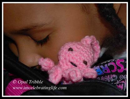 Crochet Amigurumi Octopus 2