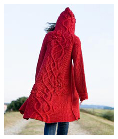 Knitting Sylvi cardigan