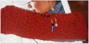 Knitting Elizabeth Cowl