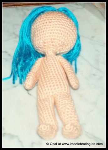 Crochet: amigurumi doll