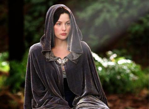 Arwen's cloak