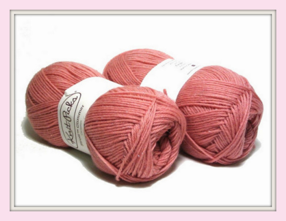 Knit Picks Stroll Glimmer - Carnation