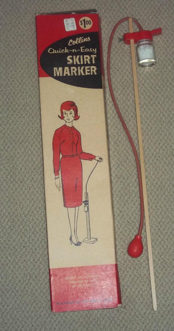 Collins Skirt Marker