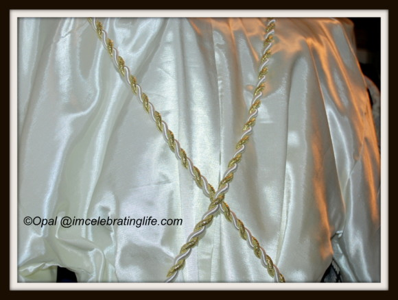 Sewing: Angel costume