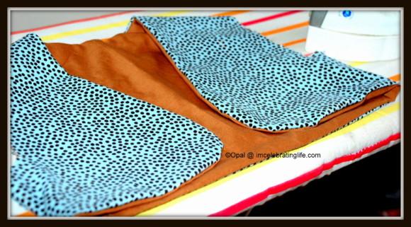 Sewing: Bolero jacket