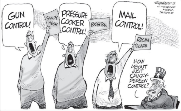 Pressure Cooker cartoon