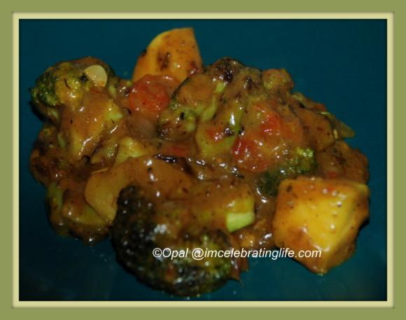 Vegan-Spicy Broccoli_1