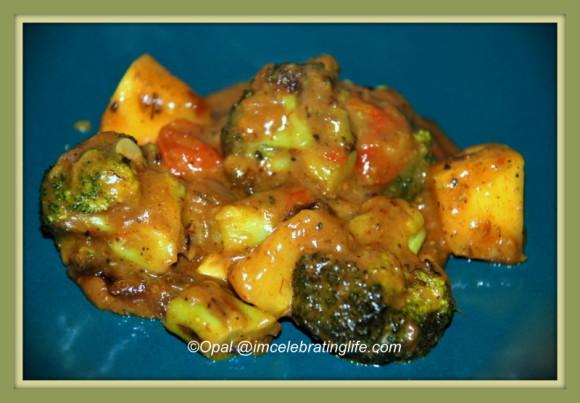 Vegan-Spicy Broccoli_2