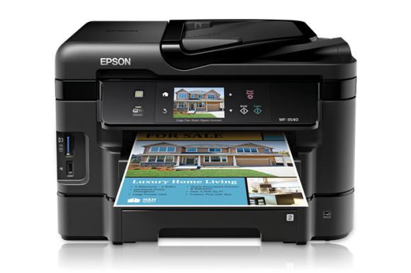 Epson WorkForce EF-3540