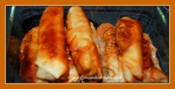 Egg rolls.11.18.13