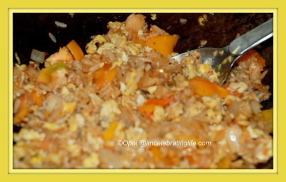 Veggie Fried Rice.11.24.13