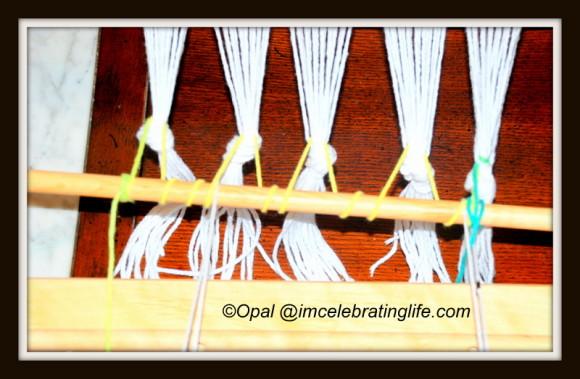 Weaving.Tie off.12.23.13_3