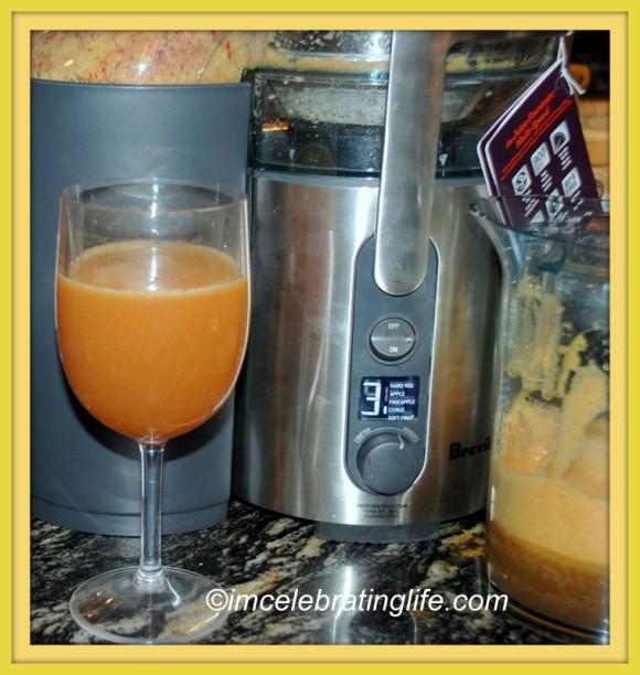 Breville Apple Juice 1_2.23.14