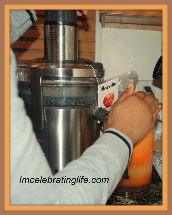 Breville Juicer-grapefruit apple_1