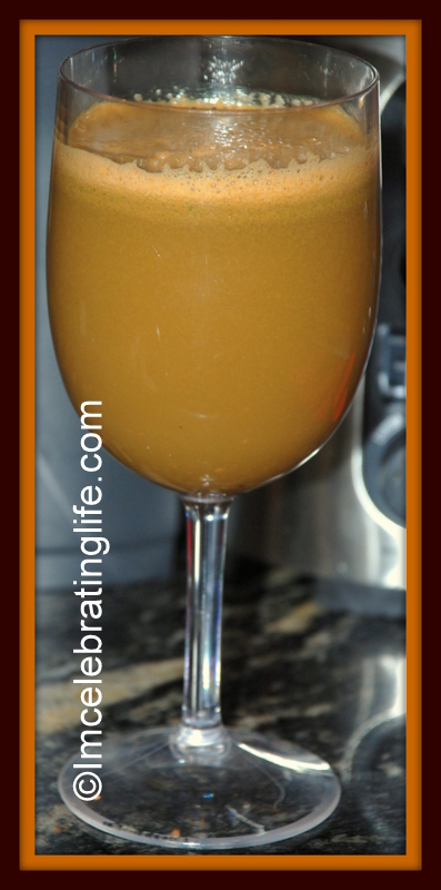 Breville Pineapple apple green juice 2_2.23.14