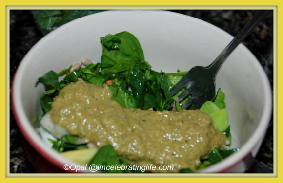 Spinach Salad 2 03.13.14