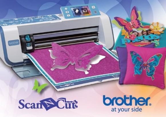 Brother scan-n-cut