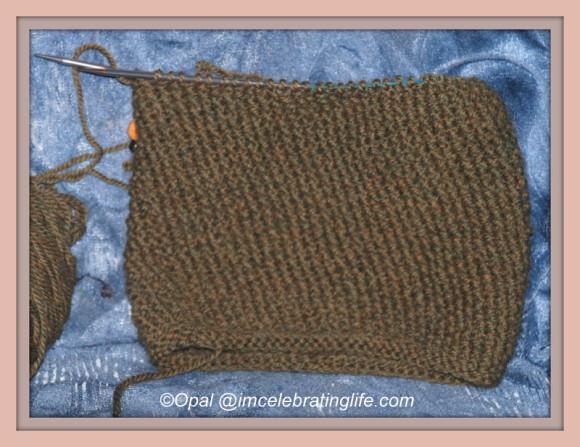 Knitted Dreadlock Tube 08.04.14