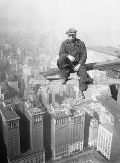 Labor Day Man on board