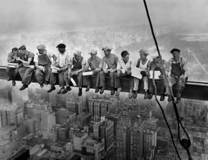 Labor Day MenEatLunch