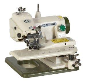 Reliable blind hemmer machine