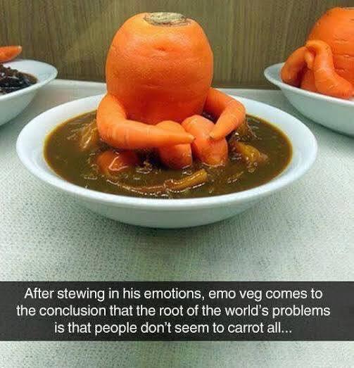 Emo Carrot
