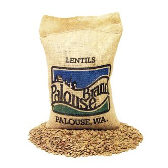 5 pound bag of lentils