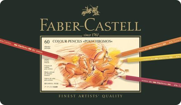 Faber Caastel PolyChrosmos colored pencil