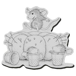 House Mouse series: Pincushion