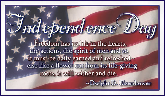 July 4th quotes