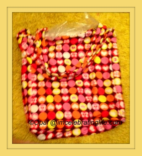 Sewing: Art Supplies Bag