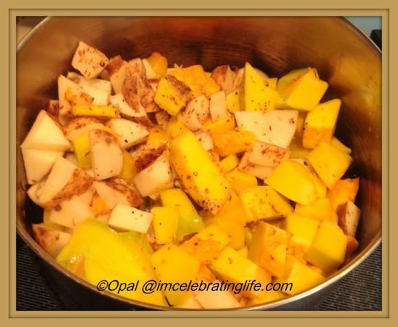Pumpkin Curry.10.19.15