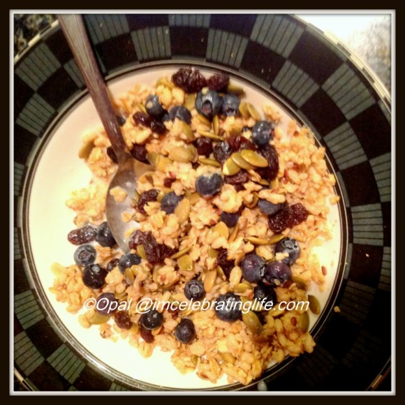 Granola cereal.2.23.16